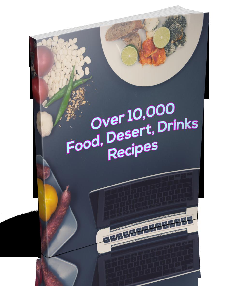 Recipes over 10000 food drinks dessert recipes digital download recipes over 10000 food drinks dessert recipes digital download forumfinder Choice Image